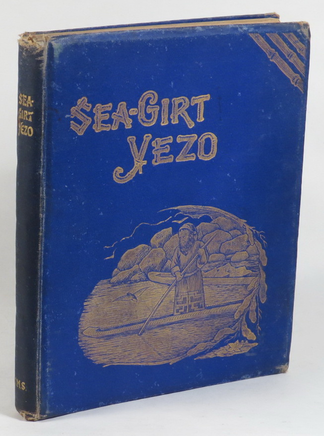Image for Sea-Girt Yezo. Glimpses at Missionary Work in North Japan.