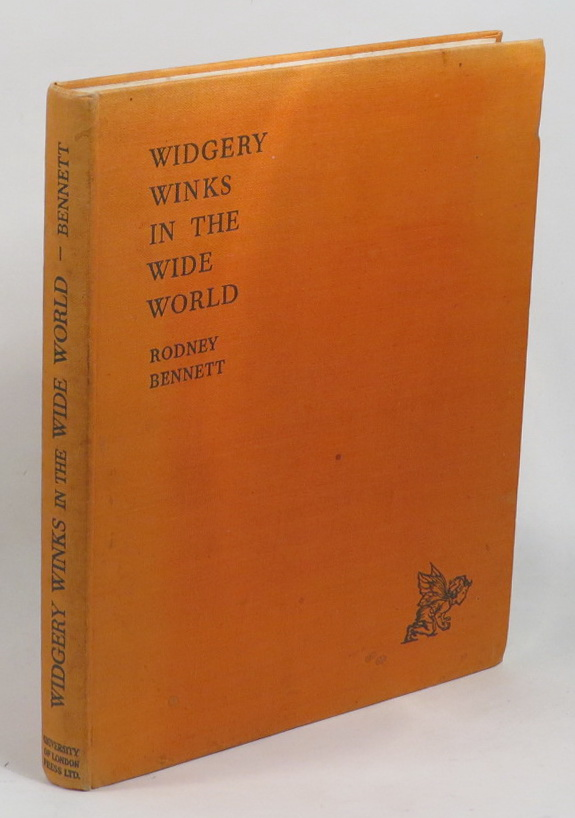Image for Widgery Winks in the Wide World