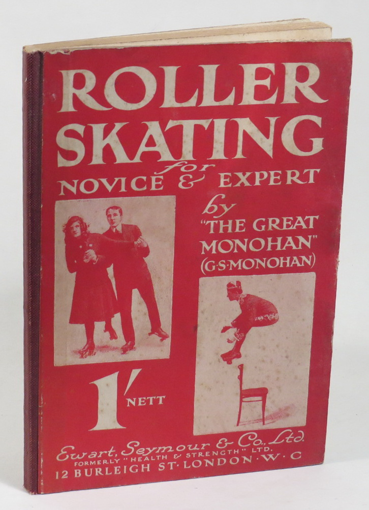 Image for The Text-Book of Roller-Skating