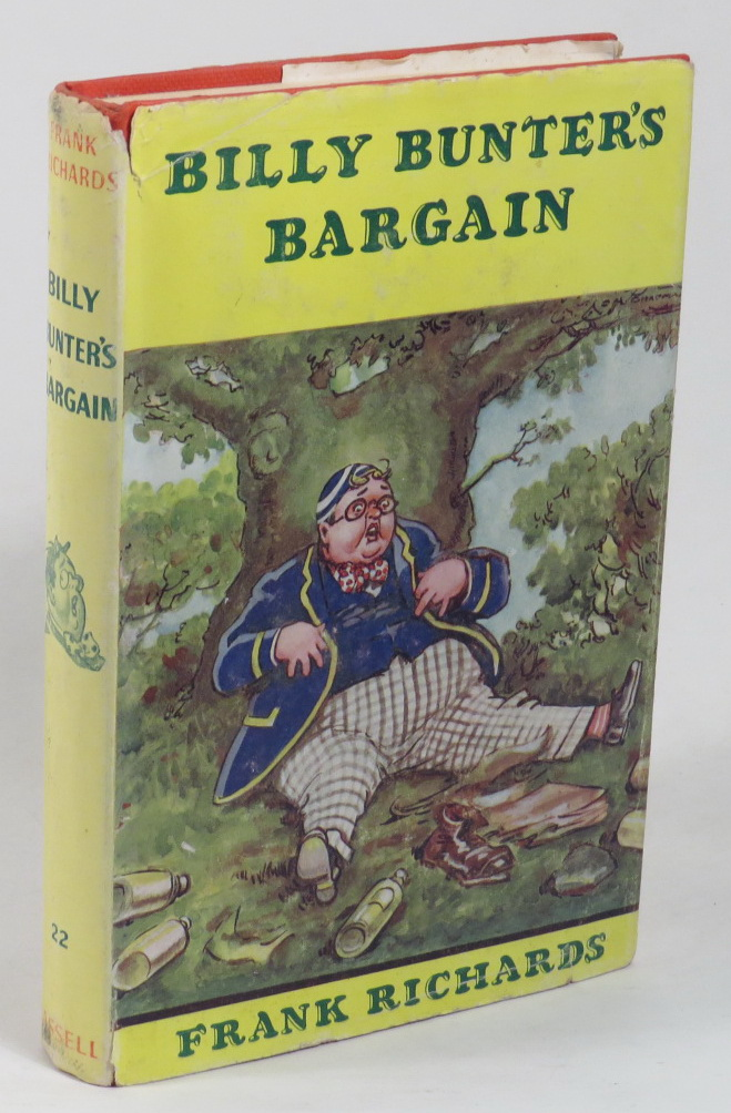 Image for Billy Bunter's Bargain