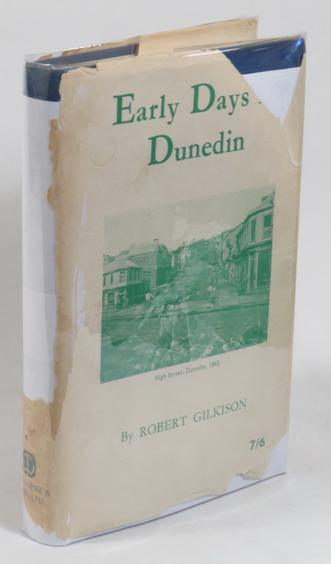 Image for Early Days in Dunedin