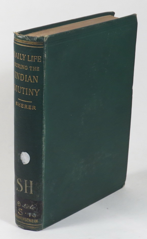 Image for Daily Life During the Indian Mutiny - Personal Experiences of 1857