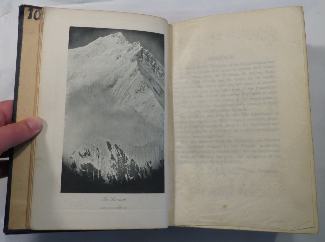 Image for Mount Everest - The Reconnaissance, 1921