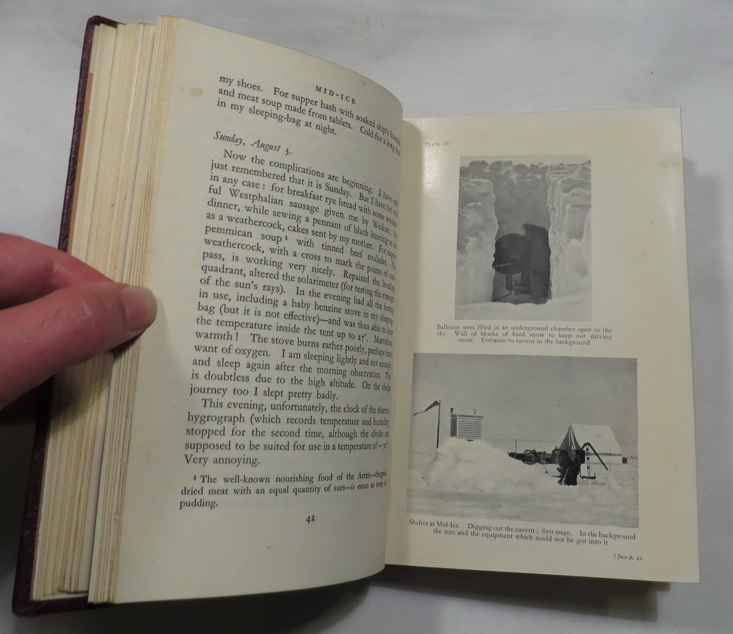 Image for Mid-Ice - The Story of the Wegener Expedition to Greenland