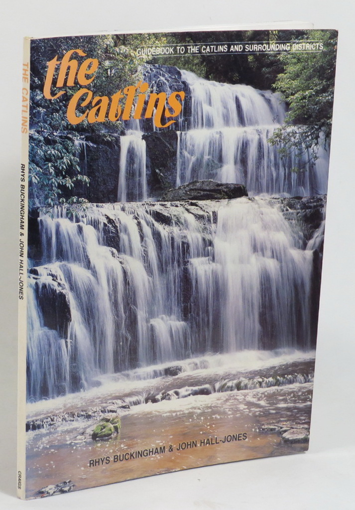 Image for The Catlins - Guidebook to the Catlins and Surrounding Districts