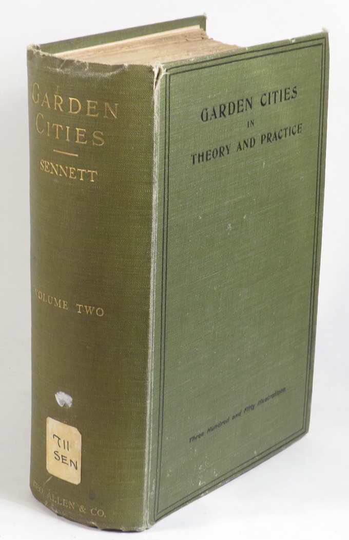 Image for Garden Cities in Theory and Practice [Volume Two only]