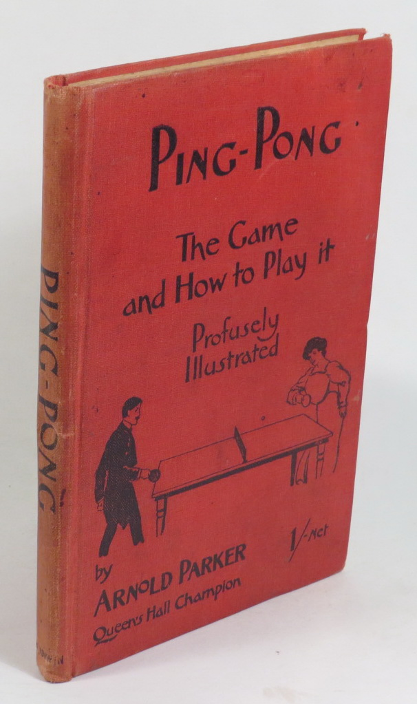 Image for Ping-Pong - The Game and How to Play It