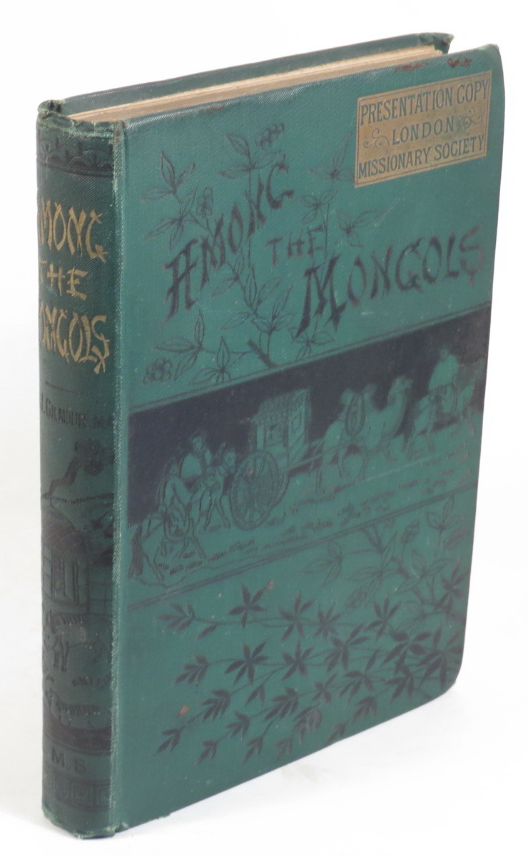 Image for Among The Mongols
