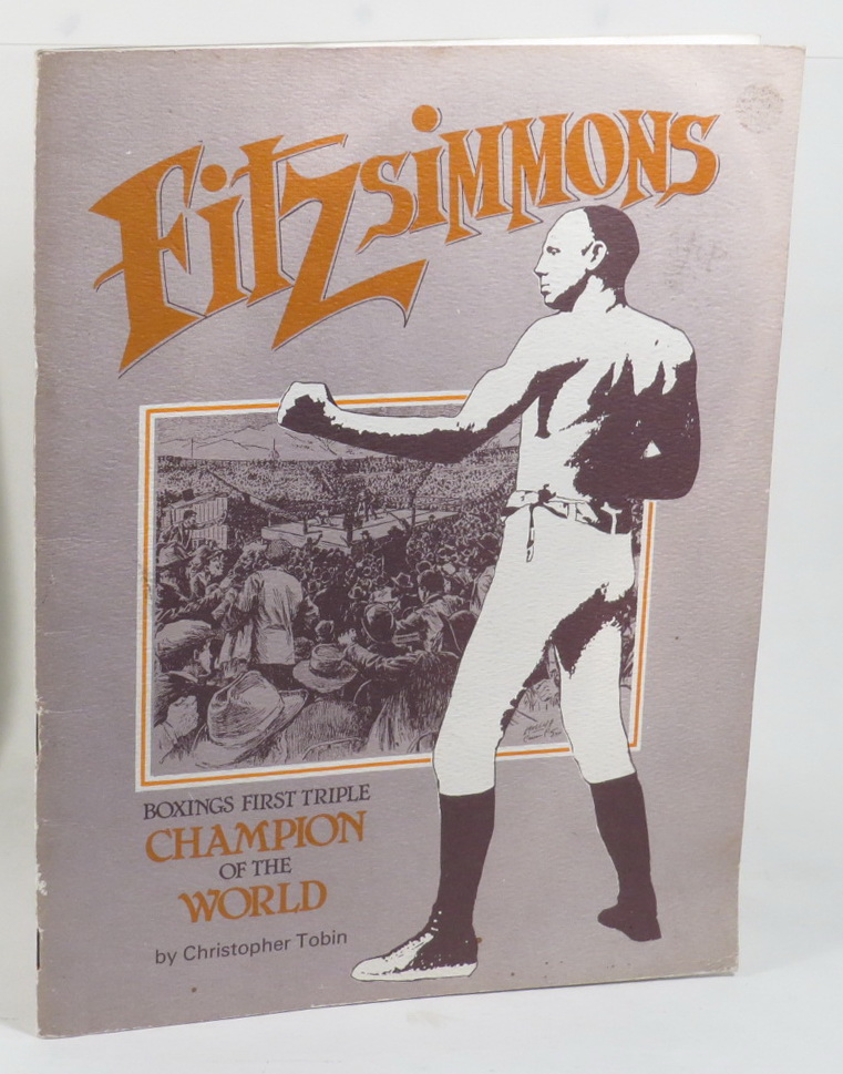 Image for Fitzsimmons - Boxing[']s First Triple Champion of the World