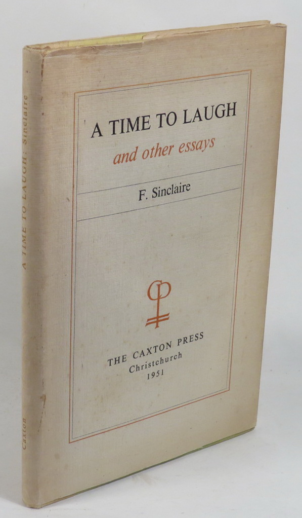 Image for A Time To Laugh and Other Essays