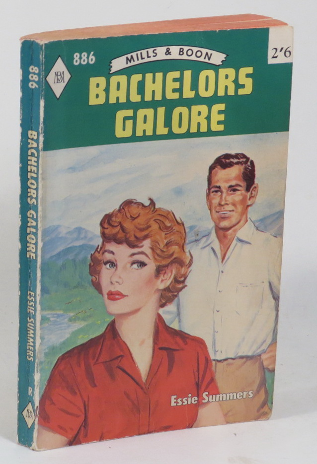 Image for Bachelors Galore