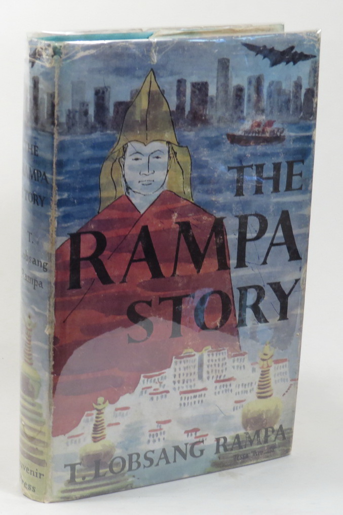 Image for The Rampa Story