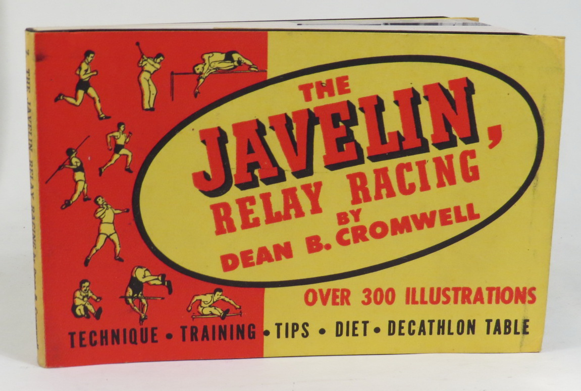 Image for The Javelin Throw and Relay Races