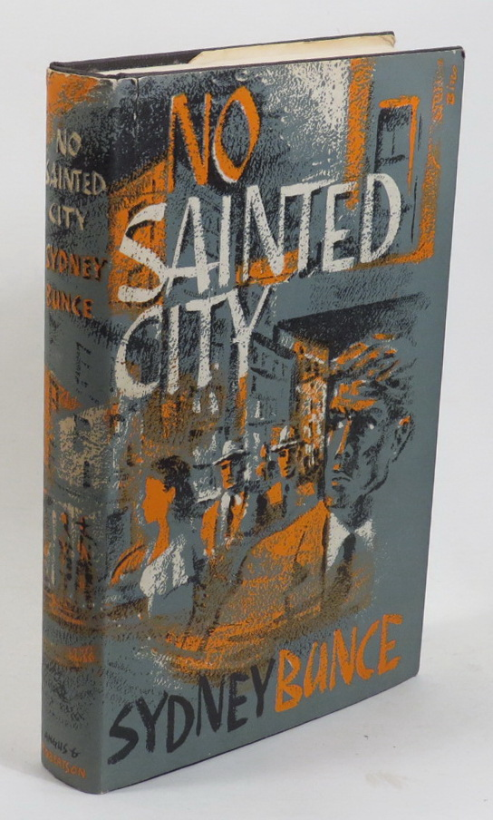Image for No Sainted City