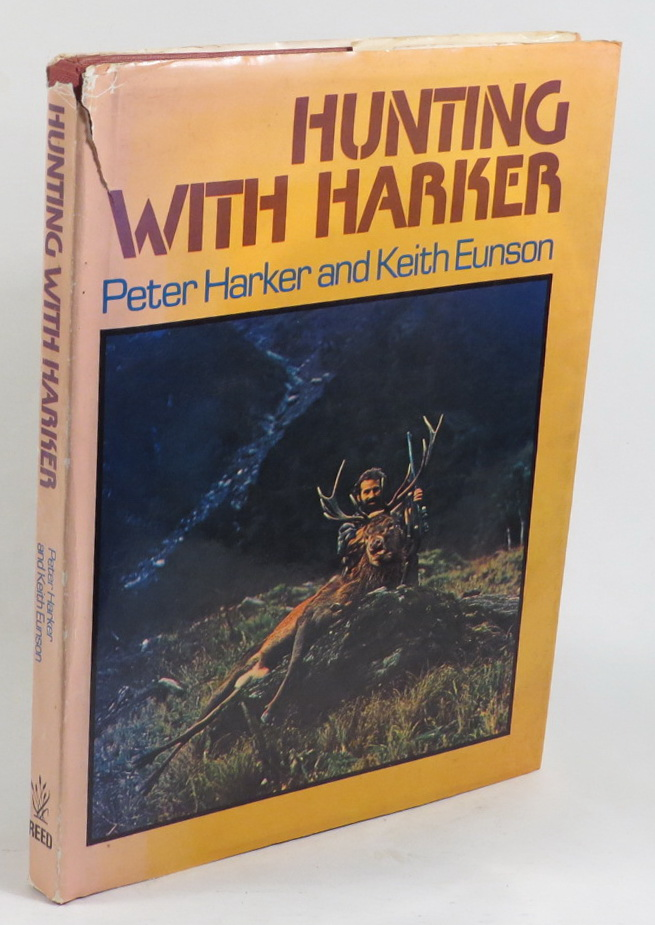 Image for Hunting with Harker