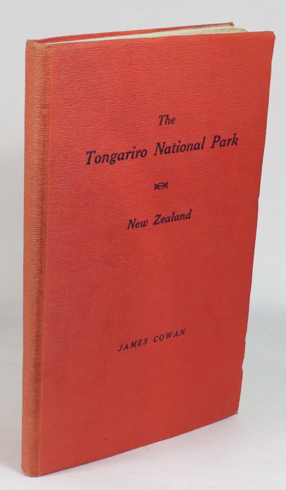 Image for The Tongariro National Park, New Zealand