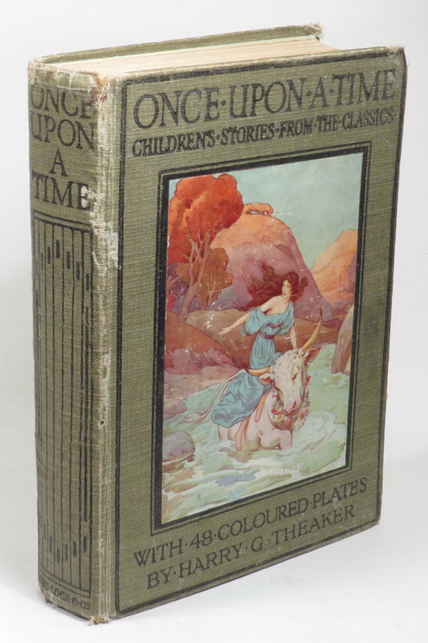 Image for Once Upon A Time: Children's Stories from the Classics
