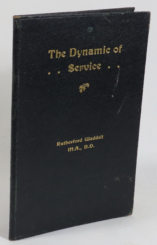 Image for The Dynamic of Service
