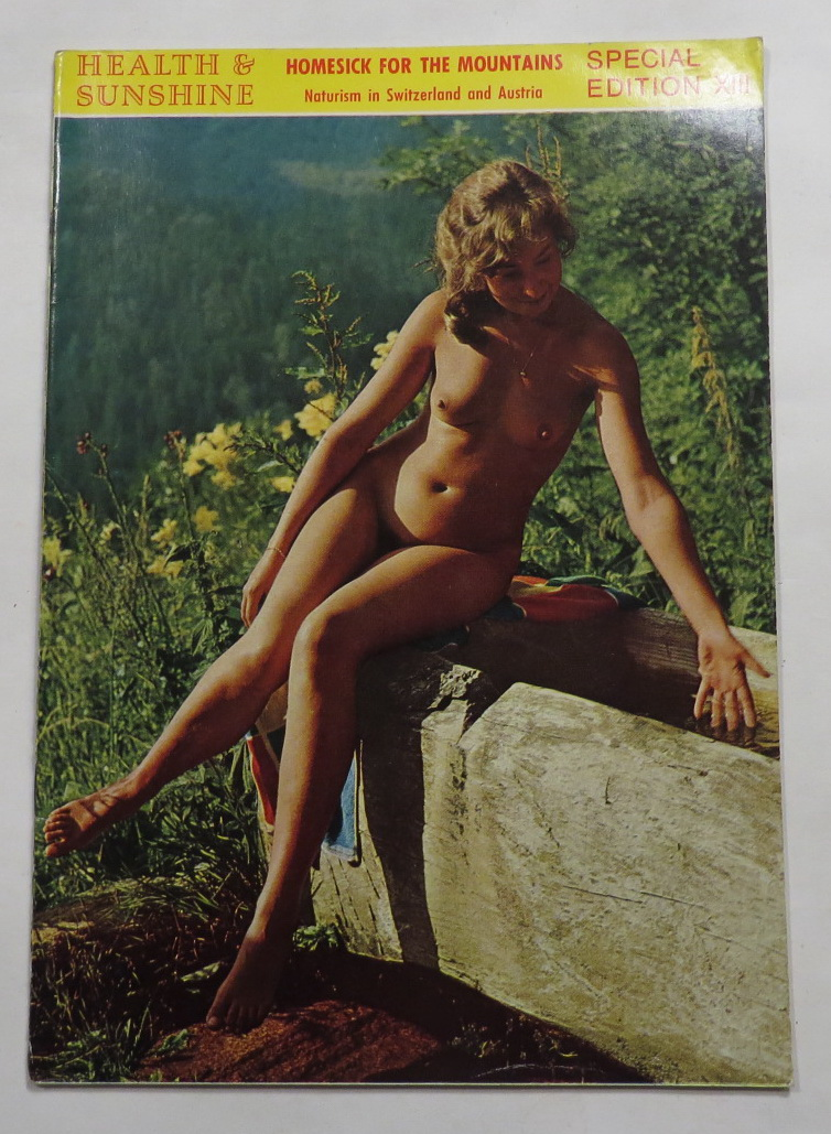 Image for Homesick for the Mountains - Naturism in Switzerland and Austria (Health & Sunshine. Special Edition XIII.)