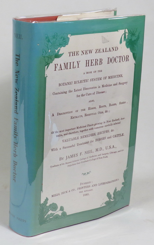 Image for The New Zealand Family Herb Doctor