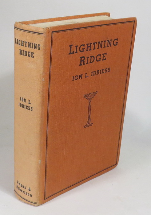 Image for Lightning Ridge: The Land Of The Black Opals