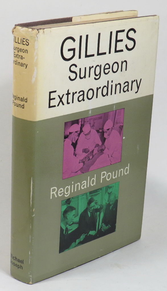 Image for Gillies: Surgeon Extraordinary - A Biography