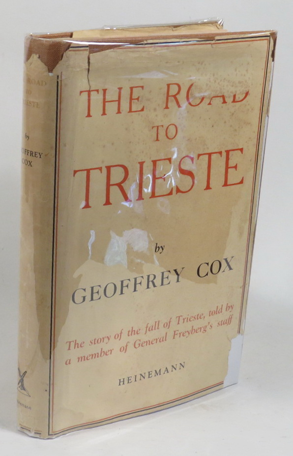 Image for The Road to Trieste