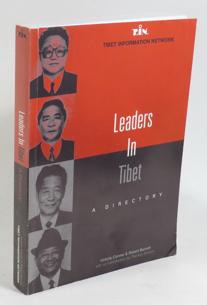 Image for Leaders in Tibet - A Directory