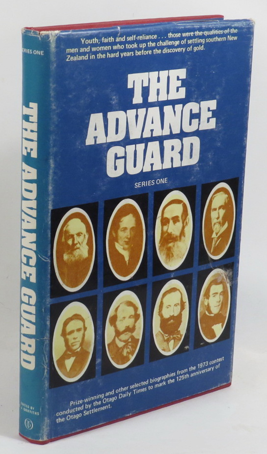 Image for The Advance Guard: Series I