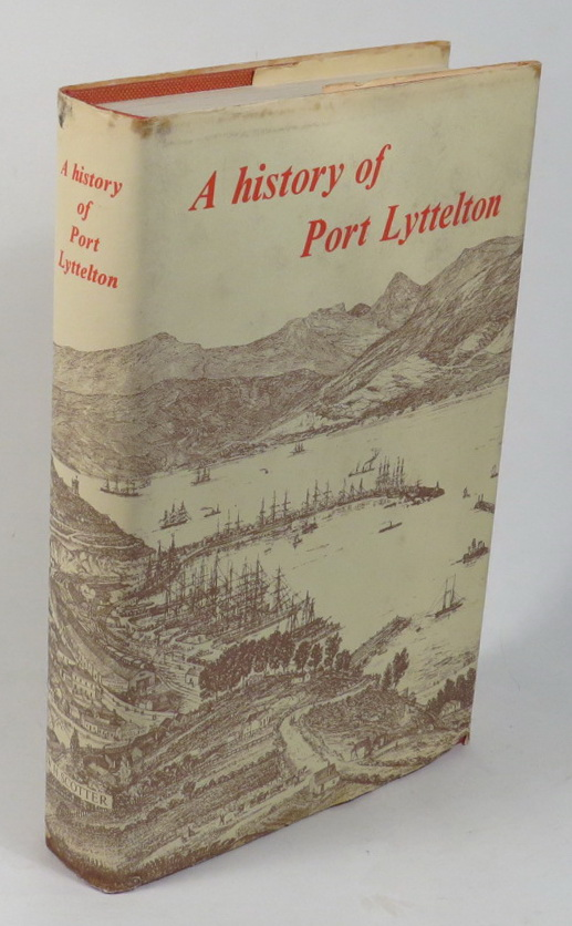 Image for A History of Port Lyttelton