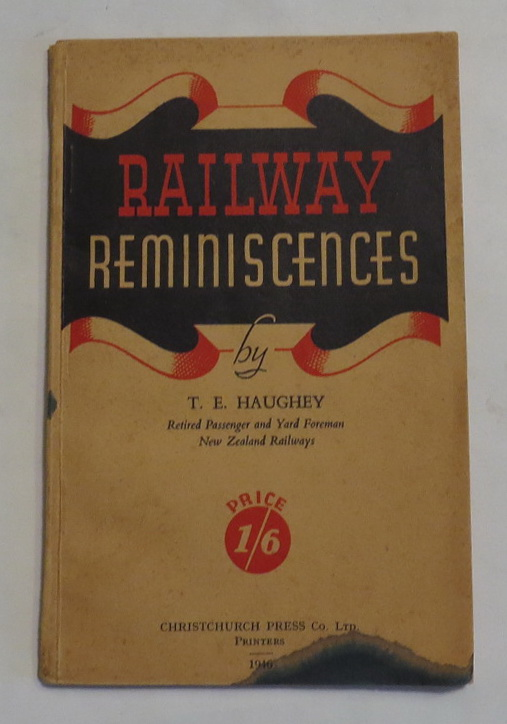Image for Railway Reminiscences