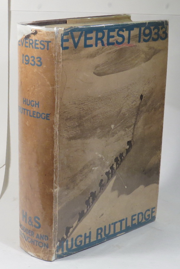 Image for Everest 1933