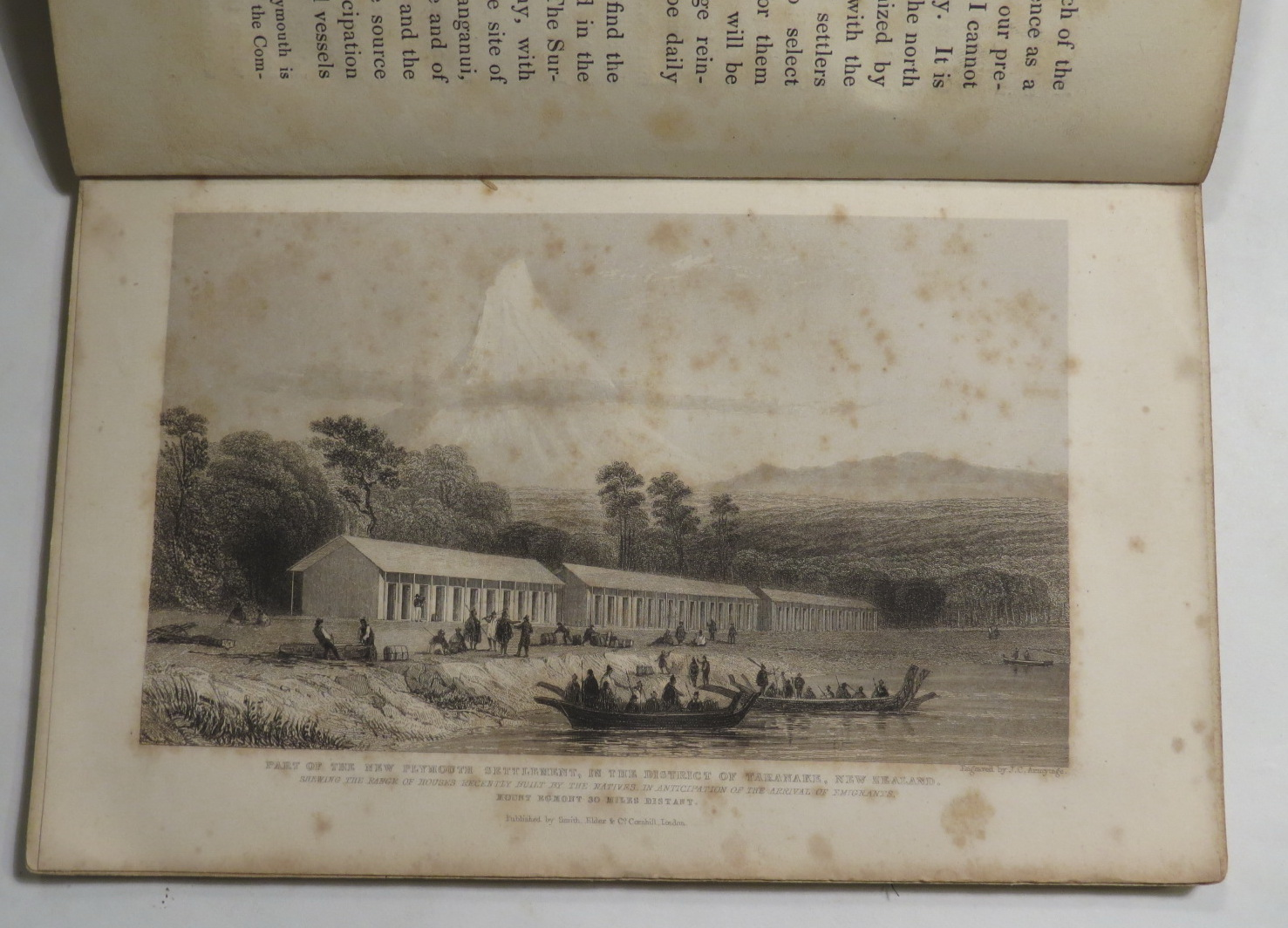 Image for An Account of The Settlements of the New Zealand Company, From Personal Observation During a Residence There