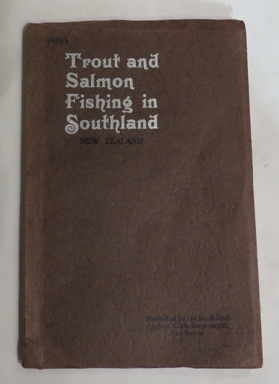 Image for Trout and Salmon Fishing in Southland New Zealand