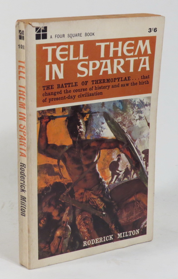 Image for Tell Them in Sparta
