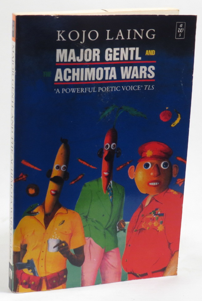 Image for Major Gentl and the Achimota Wars