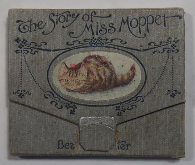 Image for The Story of Miss Moppet