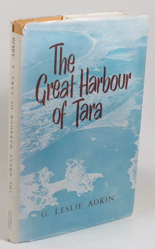 Image for The Great Harbour of Tara - Traditional Maori Place-names and Sites of Wellington Harbour and Environs