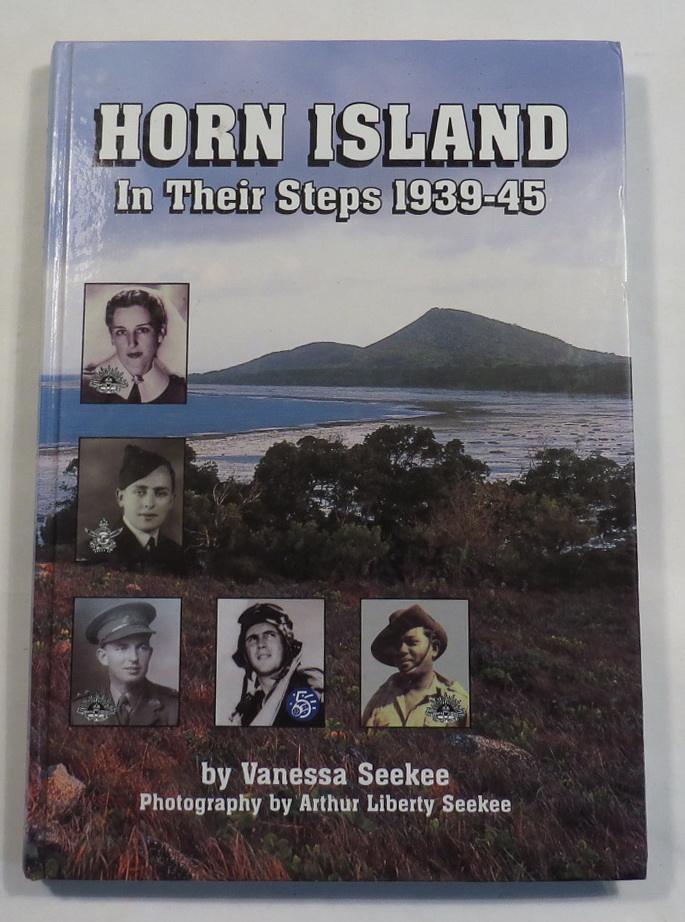 Image for Horn Island 1939-1945 - A Record of the Defence of Horn Island during World War Two