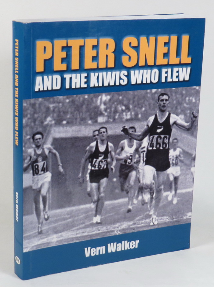 Image for Peter Snell and the Kiwis Who Flew