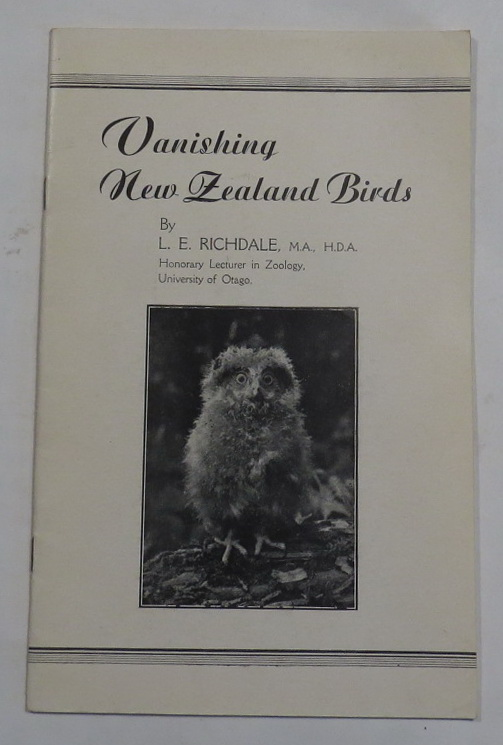 Image for Vanishing New Zealand Birds