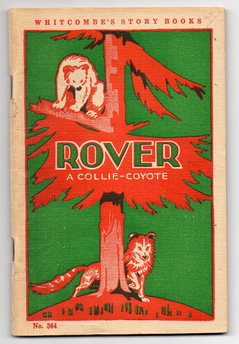 Image for Rover - A Collie-Coyote - A True Story