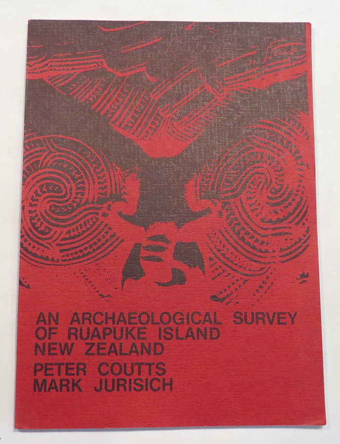 Image for Results of an Archaeological Survey of Ruapuke Island [Otago University Monographs in Prehistory Anthropology, Volume 5]