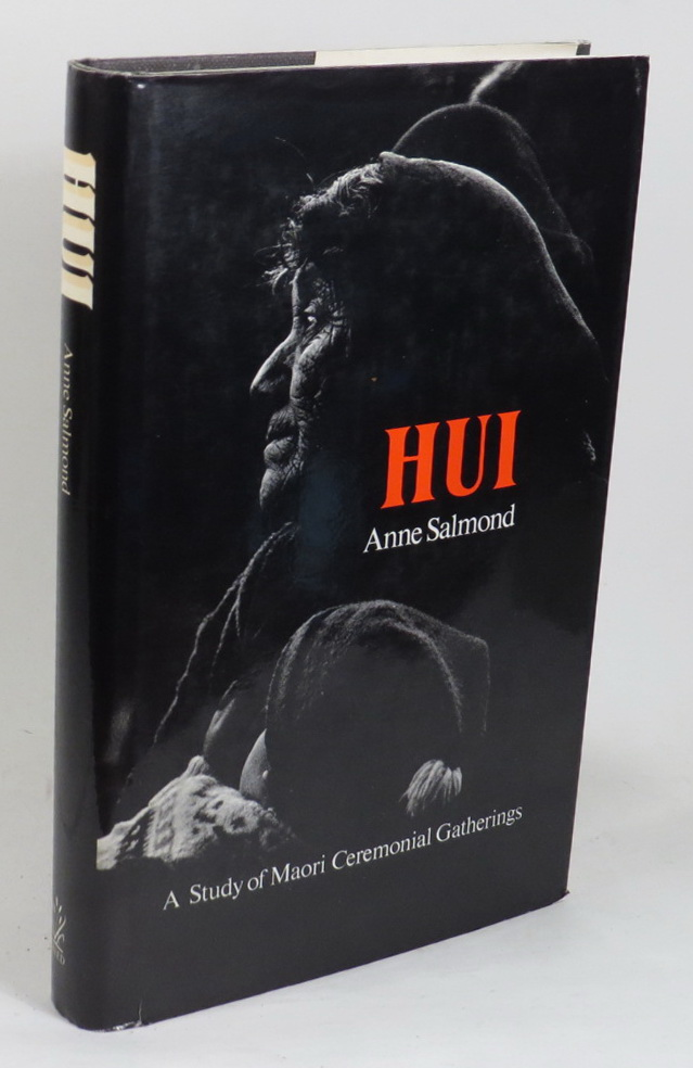 Image for Hui: A Study of Maori Ceremonial Gatherings