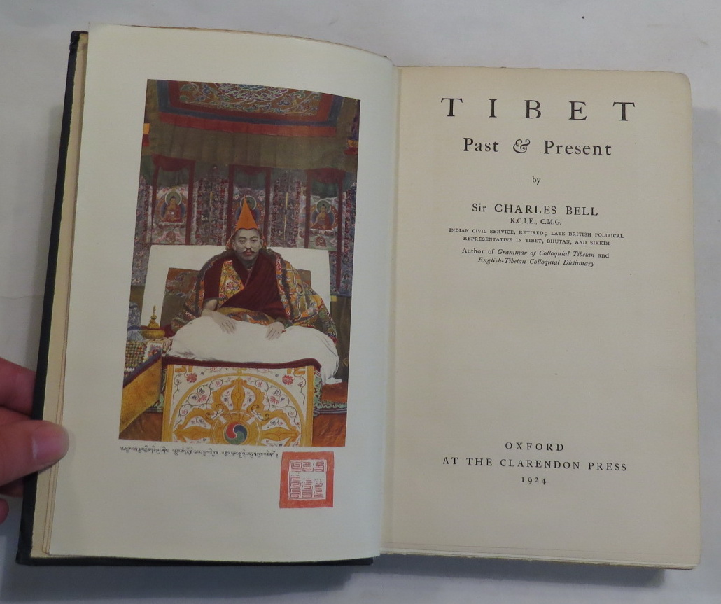 Image for Tibet - Past and Present