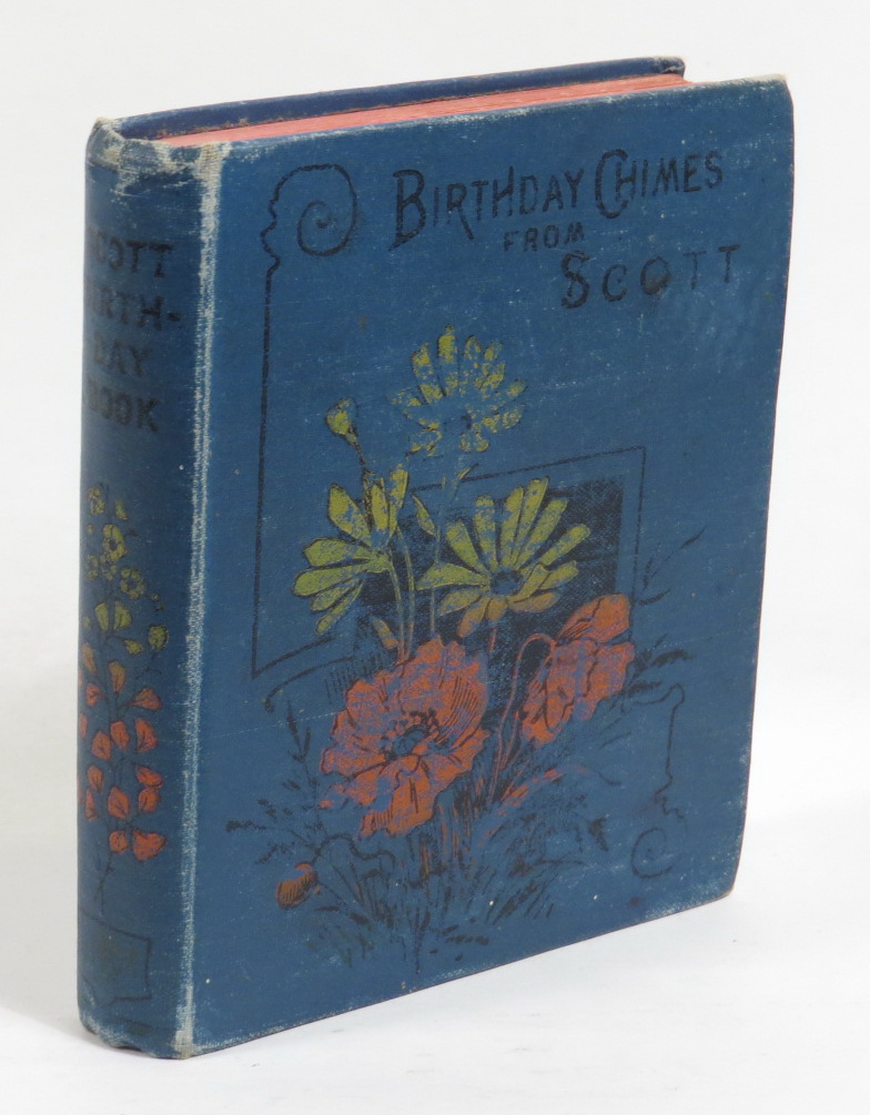 Image for Birthday Chimes from Scott - Selections from the Poems and Tales