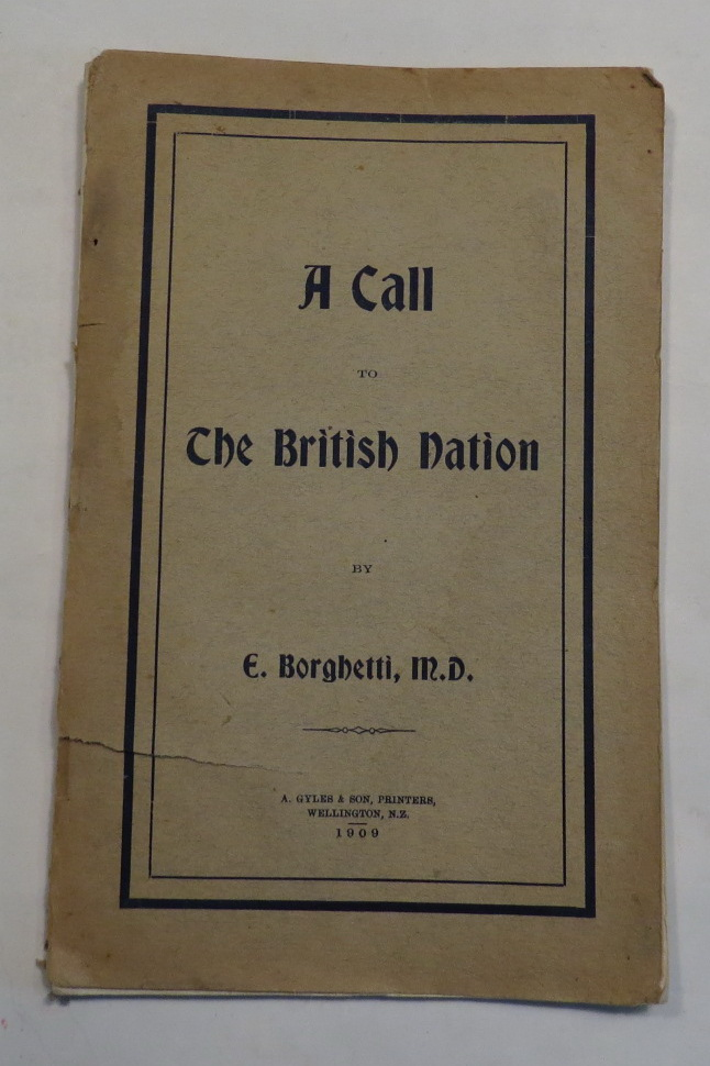 Image for A Call to The British Nation