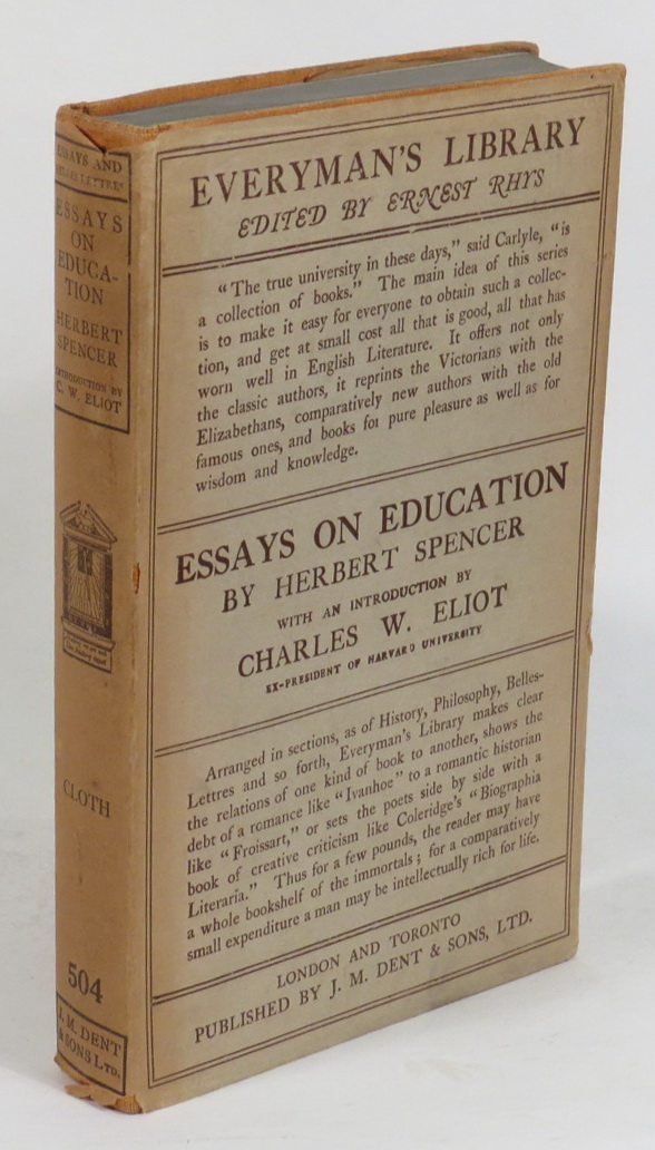 Image for Essays on Education