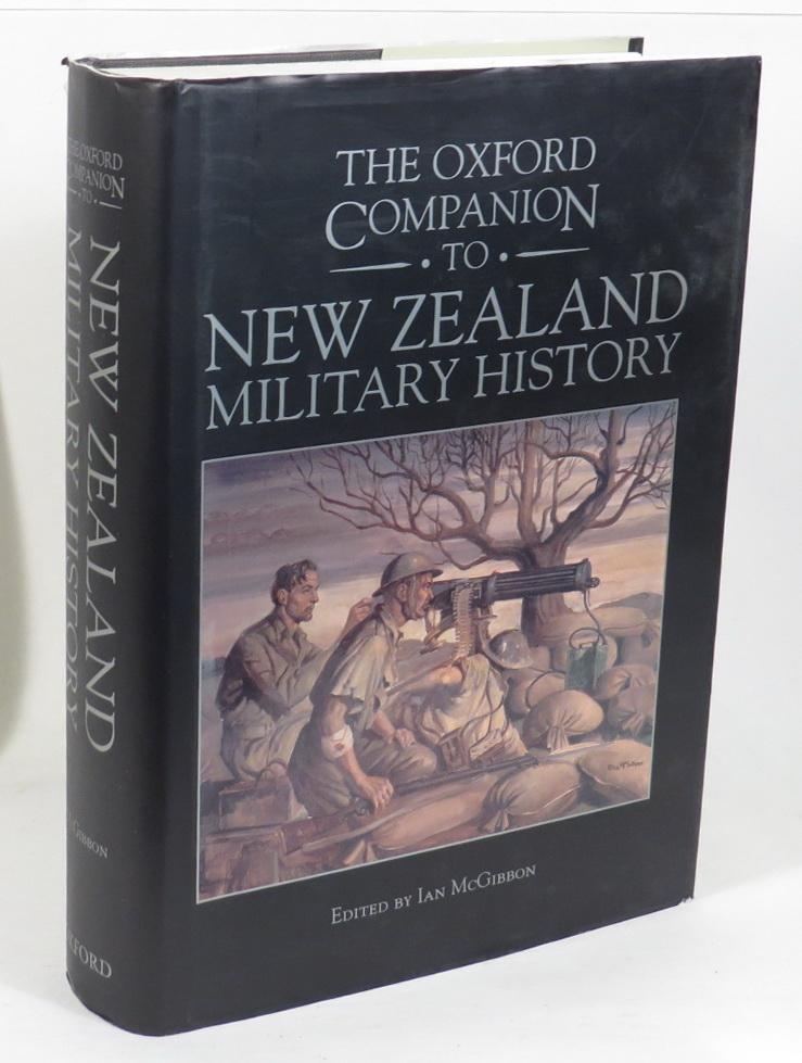 Image for The Oxford Companion to New Zealand Military History
