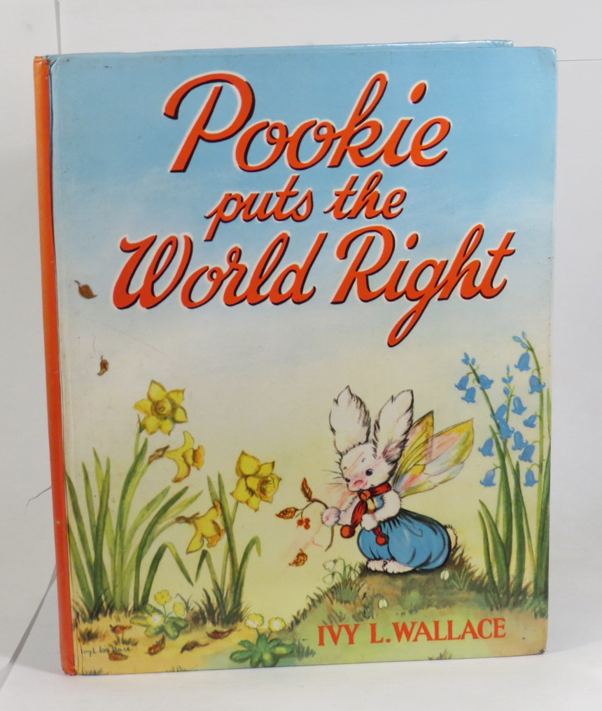 Image for Pookie Puts the World Right